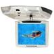 XM 10.4インチ液晶フリップダウンモニター XCM-1046【FMトランスミッター搭載】【ルームランプ内蔵】