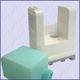 TWIBIRD(ツインバード) スチーム加湿器 コンパクトサイズ 800ml SK-80 ホワイト 写真3