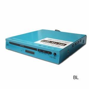 コム・アライアンス MP3対応DVDプレイヤー YTO-106C/BL ブルー CPRM対応