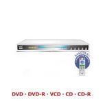 DVDプレイヤー DV-M3201 すっきりとしたコンパクトサイズ!豊富な出力端子!
