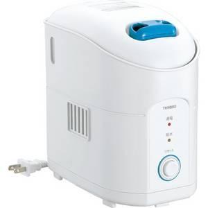 加湿器 アロマオイルの香りも楽しめるアロマトレー搭載 保湿と癒し 空たき防止 SK-4974W ホワイト ツインバード