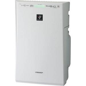 シャープ 加湿空気清浄機(空清13畳まで/加湿10畳まで ホワイト系) KC-Y30-W