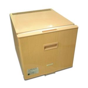 ツインバード 引き出し式 電子冷蔵庫(木目) 20L TR-21