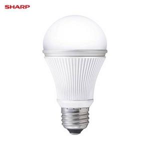 SHARP(シャープ) LED電球 ELM(エルム) [E26口金]一般電球タイプ スタンダードモデル (昼白色相当) DL-L401N