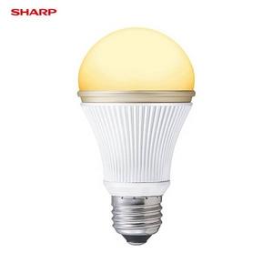 SHARP(シャープ) LED電球 ELM(エルム) [E26口金]一般電球タイプ スタンダードモデル (電球色相当) DL-L401L