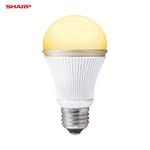 SHARP(シャープ) LED電球 ELM(エルム) [E26口金]一般電球タイプ スタンダードモデル (電球色相当) LEDライト DL-L401L