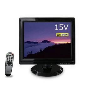 アスペクト比4:3 PC続も可 Jericho 15V型 アナログ液晶テレビ J-153TV