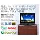 digi MOTION 22V型 LED液晶テレビ DT-2203XK 地上・BS・110度CS デジタル フルハイビジョン 写真2