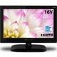 【エコポイント対象商品】 digi MOTION 16V型 液晶テレビ 薄型 地デジ ハイビジョン液晶TV 16インチ DT-1602K 写真1