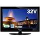 digi-MOTION 32V型 地上デジタル対応 ハイビジョン液晶テレビ 【エコポイント対象商品】 MDTV-32K200