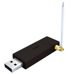 ZOX(ゾックス) PC専用 ワンセグテレビチューナー (ブラック) DS-DT305BK パソコンでワンセグが楽しめる!USBで簡単接続