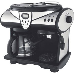 Vie style 15気圧エスプレッソ・コーヒーメーカー CMX-3E - 拡大画像