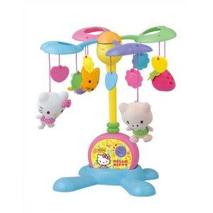 ローヤル Hello Kitty ハローキティ やすらぎふわふわメリー No.5361 - 拡大画像