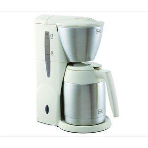 メリタ コーヒーメーカー JCM-561 オフホワイト - 拡大画像