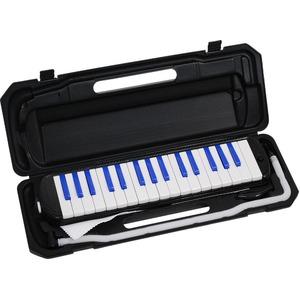 カラフル32鍵盤ハーモニカMELODYPIANOP3001-32Kブラック/ブルー