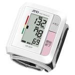 A&D 手首式血圧計 ベーシック血圧計 ピンク