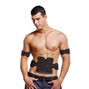 アクティブパッドEMS腹筋ベルト段階パワーボディ用貼るだけトレーニング