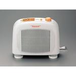 ツインバード 抗菌プリーツフィルター採用 空気清浄機 AC-4316W 6畳まで