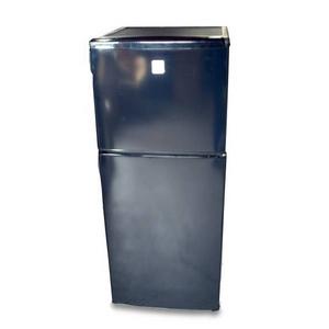 2ドア冷蔵庫 112L 1人〜3人家族にオススメサイズ! シンプル冷蔵庫 DAEWOO (大宇電子) DR-112B【訳ありアウトレット】