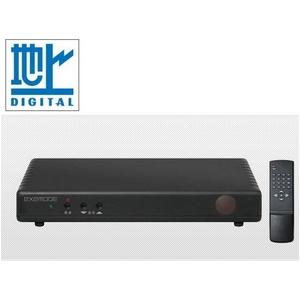 【即納】地デジチューナー アナログテレビで地デジが観られる!【接続はビデオと同じだから簡単!】番組表・文字放送対応 EXEMODE DSTB-1