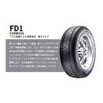 FEDERAL(フェデラル) オンロードタイヤ FORMOZA FD1