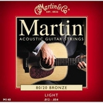 Martin(マーティン) アコースティックギター弦 M-140 3個セット 交換用