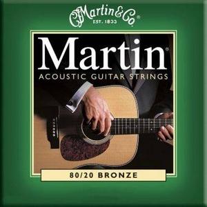 Martin アコースティックギター弦 M-170 3個セット 交換用