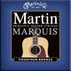 Martin(マーティン) アコースティックギター弦 M-2200 3個セット 交換用 写真1