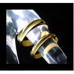 純金ペアリング 【永遠の誓い】 PR01 999ゴールド フリーサイズ ゴールドリング pr01【送料無料】