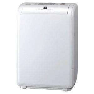 MITSUBISHI(三菱) 除湿機 サラリ 冷風・温風・除湿乾燥機     MJ-100DX-W[MJ100DXW]
