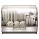 MITSUBISHI 食器乾燥機 TK-ST10-H ステンレスグレー