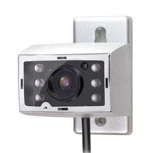 赤外線内蔵 カラーCCDカメラ