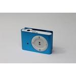 デジタルビデオカメラ&カメラ&mp3プレーヤー(1280x960画素)(ブルー) Windows7対応