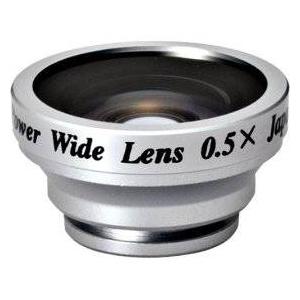 カメラ付き携帯電話用 コンバーションレンズ 広角レンズ0.5倍 K-701 - 拡大画像