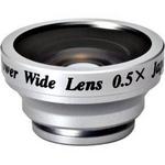カメラ付き携帯電話用 コンバーションレンズ 広角レンズ0.5倍 K-701