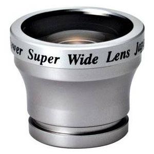 カメラ付き携帯電話用 コンバーションレンズ 超広角レンズ0.38倍 K-038 - 拡大画像