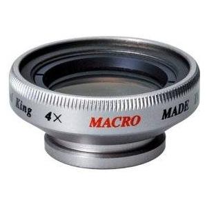 カメラ付き携帯電話用 コンバーションレンズ マクロレンズ4.0倍 K-400 - 拡大画像