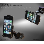 Ai-Style Ai4-Sucker iPhone4 用 吸盤ホルダー 【Ai-Style】