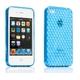 Ai-Style Series iPhone4 TPUケース 【Ai4-S-Dia-Blue】 Type S-Dia Blue(ブルー) - 縮小画像2