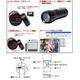 【小型カメラ】 ペン ライト型 デジタル ビデオカメラ  Windows7対応 16G対応  - 縮小画像3