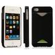 Ai-Style Series iPhone4 ケース IDカード対応 Ai4-ID-BK(ブラック) - 縮小画像2