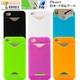 Ai-Style Series iPhone4 ケース IDカード対応 Ai4-ID-WY(ホワイト) - 縮小画像6