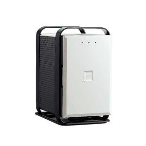 TWINBIRD(ツインバード) 電子適温ボックス(冷温庫) フリースタイルサーモキーパー HR-D204B ブラック 【保冷庫・保温庫】 - 拡大画像