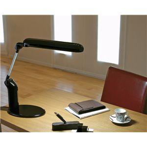 TWINBIRD(ツインバード) タッチインバータ蛍光灯 LK-H451B ブラック-2