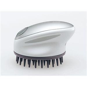 TWINBIRD(ツインバード) 頭皮洗浄ブラシモミダッシュ NEO SH-2797S シルバー