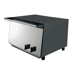 ミラーガラスオーブントースター TS-D017PB パールブラック