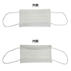 【幼児・子供用マスク】3層不織布マスク 50枚セット 画像4