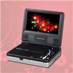 RAPHAIE(ラファイエ) 6型ワンセグ付ポータブル液晶DVDプレーヤー PDL-600SG
