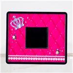 RAPHAIE(ラファイエ) デジタルミニフォトフレーム ピンククラウン