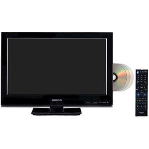 ORION(オリオン) 19型液晶テレビ DT19-11BK CPRM DVD内蔵 LEDバックライト搭載 - 拡大画像